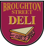 The Broughton Street Deli, one of Victoria's best restaurants and catering service.